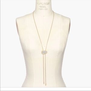 Madewell Jewelry - Madewell foretell bolo adjustable necklace
